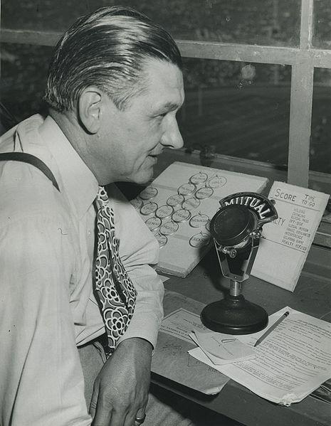 Frank Bull - Los Angeles Sportscasting Pioneer