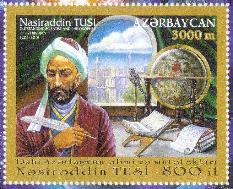 Nasir al-Din Tüsi ile ilgili görsel sonucu