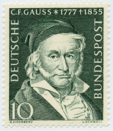 in 1828 in 1832 in old age gauss and weber a statue of gauss and weber