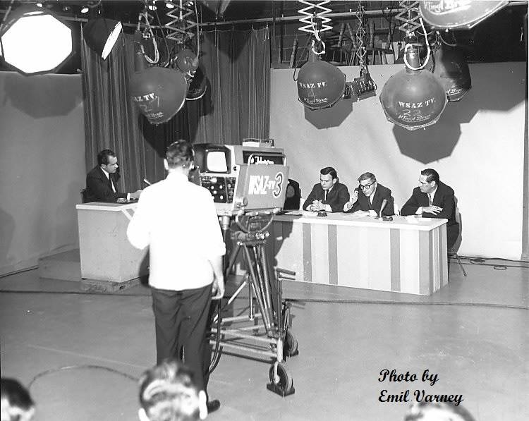 History Of Wsaz Tv Huntington Wv